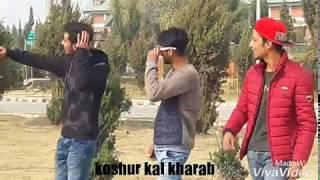 Kashmiri funny reloded three friends vs boyfriend as begger | koshur kal kharab