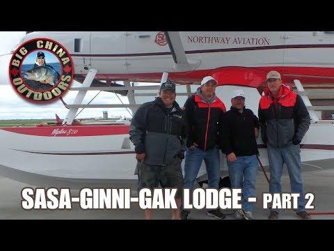 Sasaginnigak Lodge - Part 2