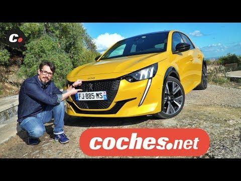 Peugeot 208 y e-208 2019   Primera prueba / Test / Review en español   coches.net