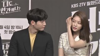 "Seo Kang Joon and Gong Seung Yeon: ""Something About Us"" (공승연 & 서강준: 우리사이느은)"