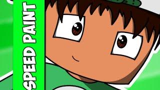 SourHD   Minecraft Speed Paint #15