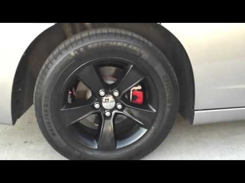 Dodge Charger 2014 painting stock rims