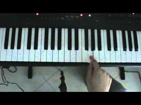 How To Play Go Slowly By Radiohead On Piano Tutorial Actionws