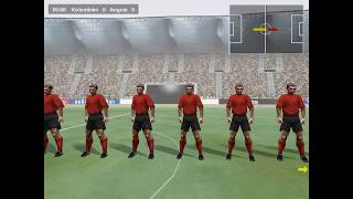 FIFA 98 Road to World Cup - 10 - Kolumbien vs. Angola (Weltklasse/World Class 4K)