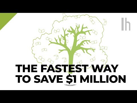 the-fastest-way-to-save-$1-million