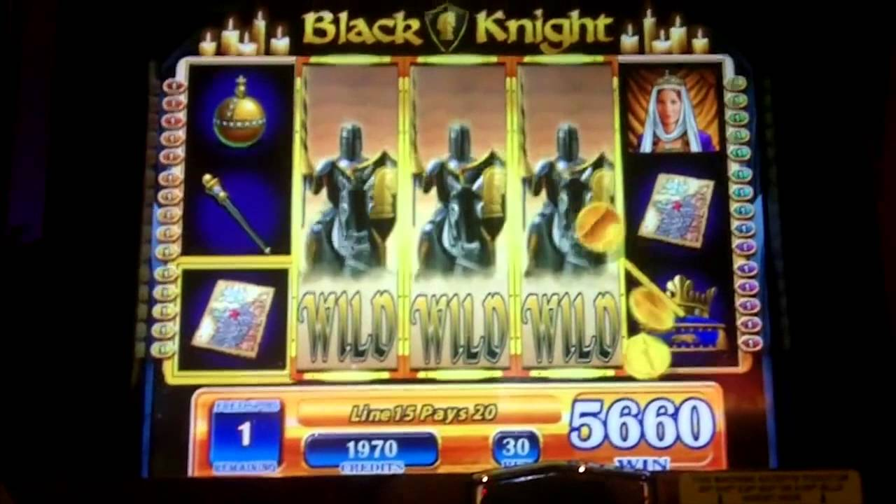 Black knight slot machine bally hot shot slot machine