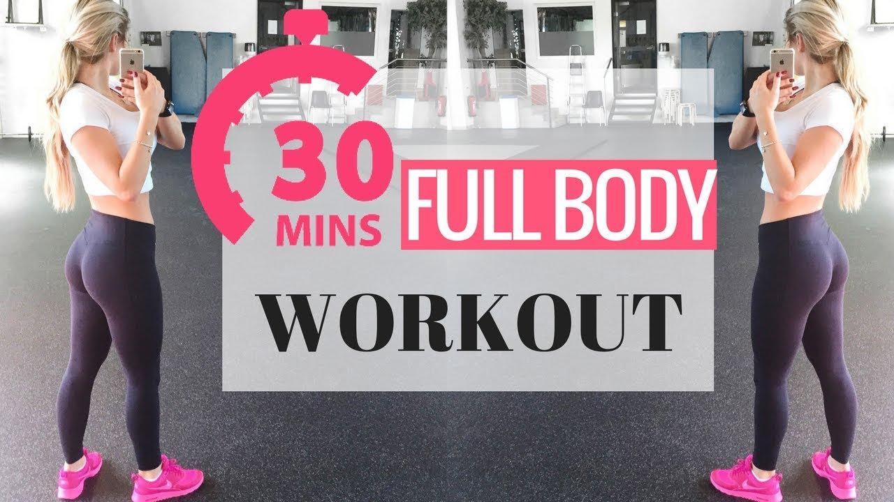 Routine für Frau Gewicht verlieren Fitnessstudio