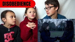 DISOBEDIENCE Official Trailer Reaction!!!