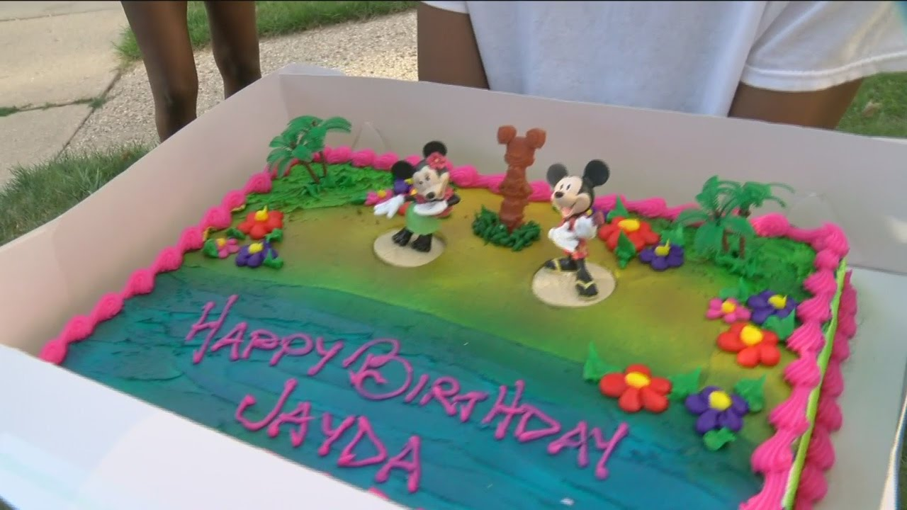 3 Year Old Dies After Birthday Party Accident