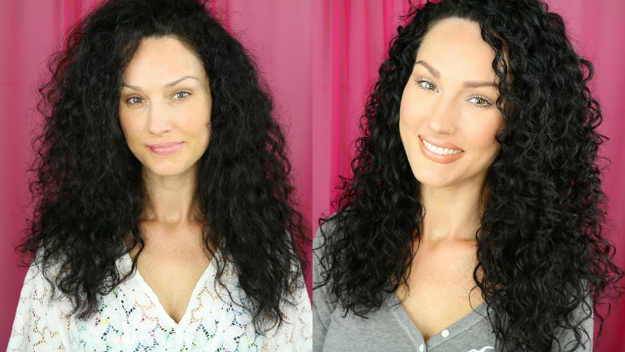 New Devacurl Decadence Curly Hair Line My Curly Hair