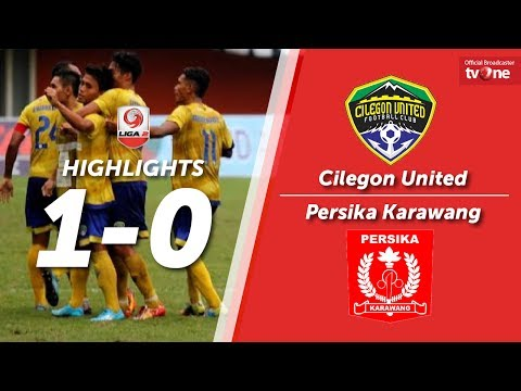 Cilegon United vs Persika Karawang: 1-0 All Goals & Highlights