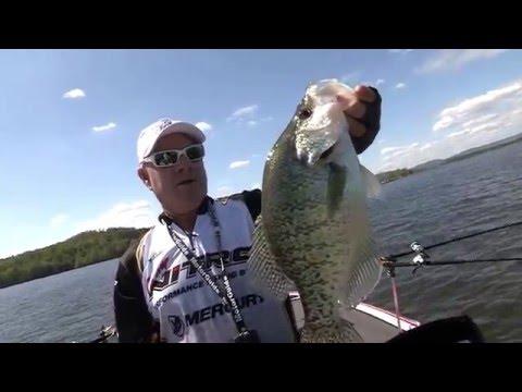 FOX Sports Outdoors SouthWEST #9 - 2016 Guntersville, Alabama Crappie Fishing