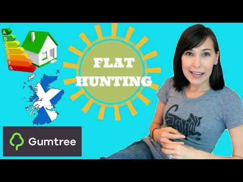 How To Find A Flat In Edinburgh!: Scotland Apartment Hunting!