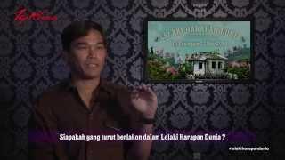 Lelaki Harapan Dunia: Interview with Azhan Rani