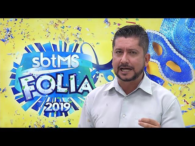 Curta o carnaval com responsabilidade - SBTMS FOLIA