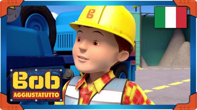 Bob aggiustatutto italiano episodi ti presento la squadra youtube