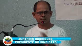 Jurandir Rodrigues Pronunciamento 18 05 2018