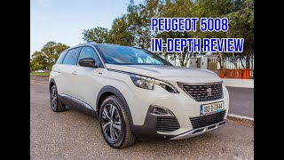 PEUGEOT 5008 review - can it take on the Skoda Kodiaq?
