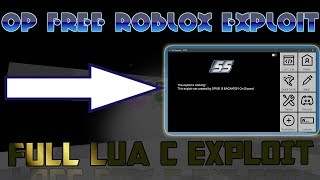 [NEW] BEST OP FREE ROBLOX EXPLOIT | FULL LUA C (New)