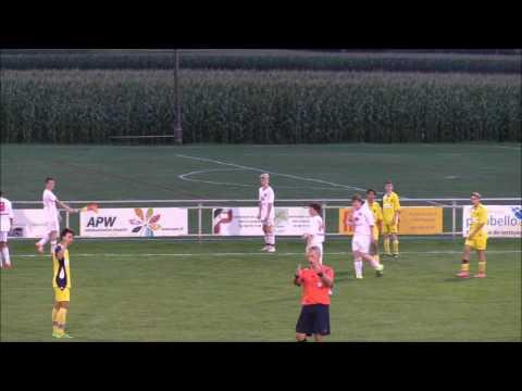 Juniors B - Le Landeron vs Dombresson - Coupe Neuchâteloise (tour préliminaire) 4-1 - 17.08.2016