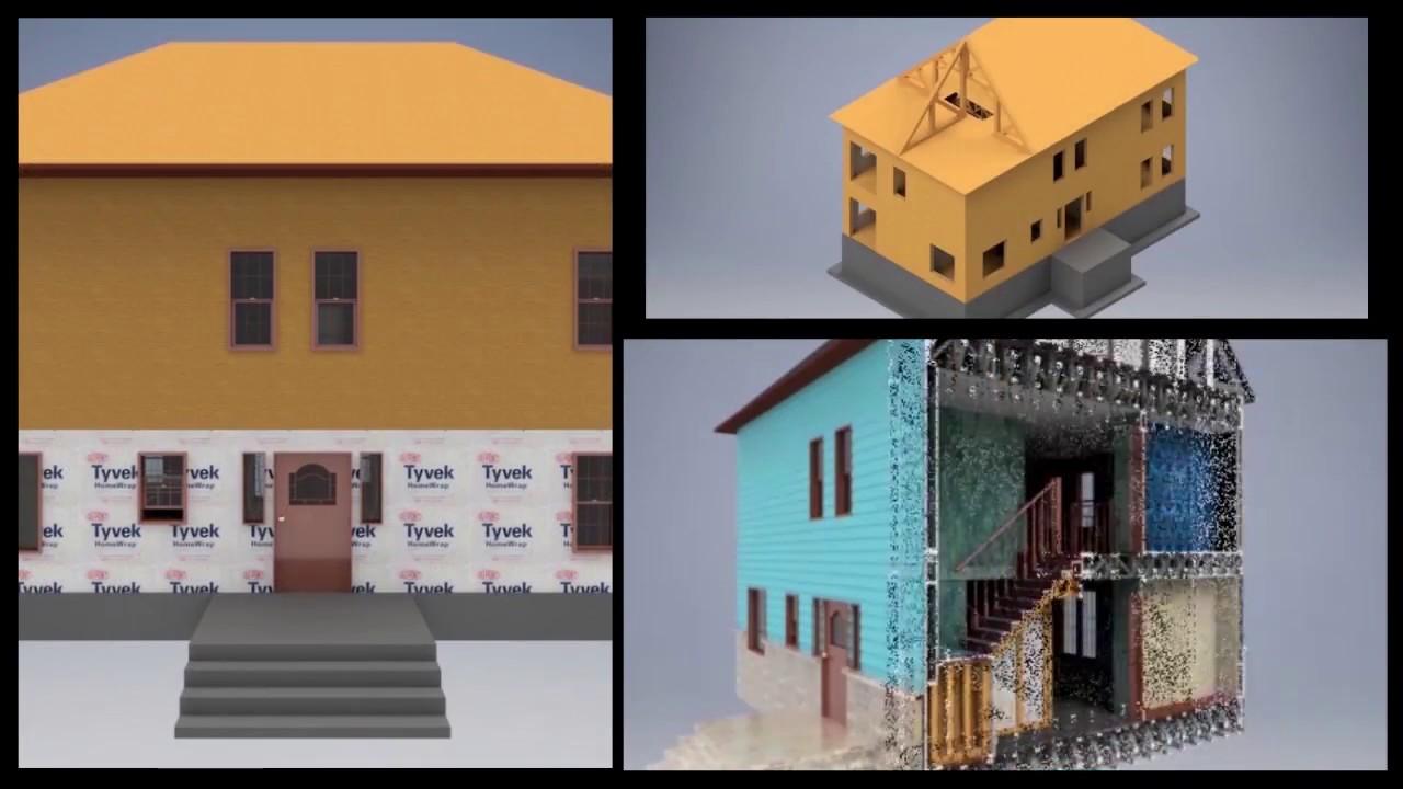 Autodesk inventor home design flisol home for Autodesk home design