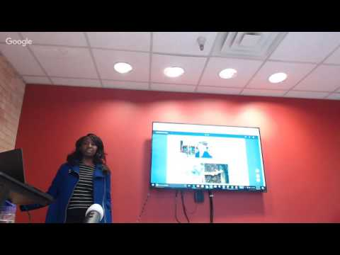 Reducing Energy Consumption of Commercial Buildings with Lydia Ojuka