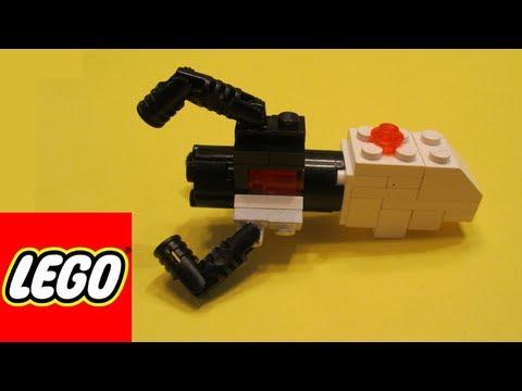 lego portal gun instructions