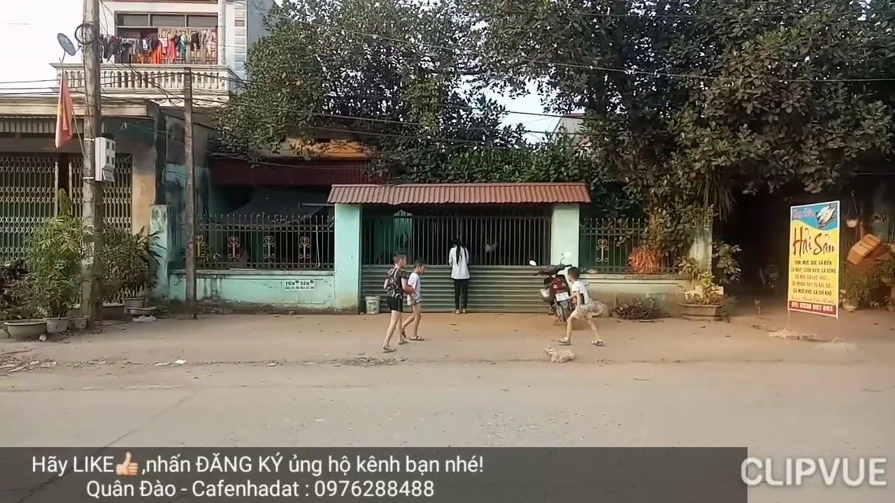 Nhà mặt đường, 11m mặt tiền (Bán) tại Ngọc Sơn, Quang Thịnh, Lạng Giang #quandao88 #anculacnghiep88