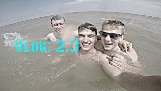 Голубицкая / Vlog: 2.3(Очередной выезд на отдых. Видео короткое, как вы и любите :D Подписывайтесь и ставьте лайки. Делайте мне прия..., 2016-06-25T12:02:51.000Z)