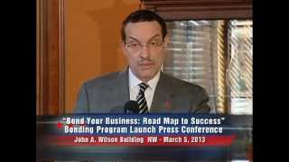 Bond Your Business, 3/5/13