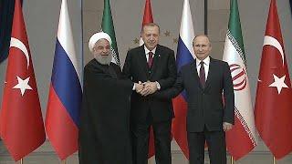Putin: Suriye'ye Türkiye, Rusya ve İran dışında yardım eden çok ülke yok