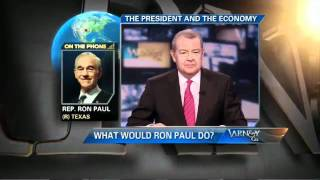 Ron Paul on Fox Varney and Co: Israel can and should take care of themselves