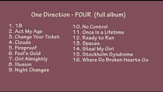 One Direction - Four Full Album Lengkap
