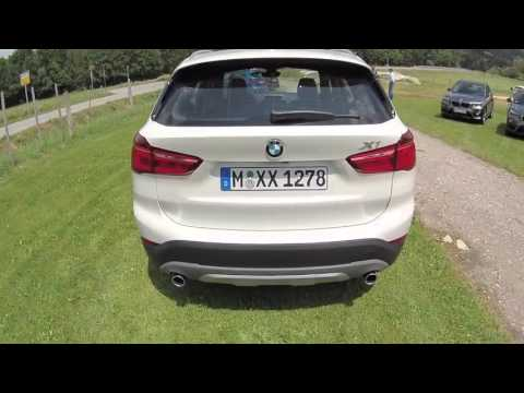 bmw x1 2015 presentation dimensions habitacle coffre youtube youtube. Black Bedroom Furniture Sets. Home Design Ideas