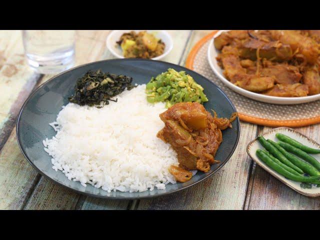 মিষ্টি কুমড়ার আচারি ভুনা রেসিপি । Sweet Pumpkin Recipe । Vegetable Recipe