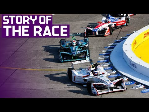 Story Of The Race... In Drivers' Own Words! 2018 BMW i Berlin E-Prix