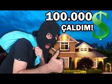 100.000 DOLAR ÇALDIM! | SNEAK THIEF