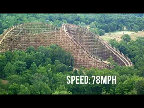 Son of Beast Roller Coaster Tycoon Classic Rendering and Front Seat POV |