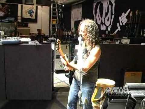 Mission Metallica: Fly on the Wall Clip (June 18, 2008) Thumbnail image
