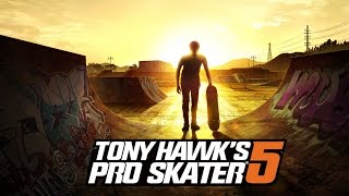 Can Tony Hawk 5 Save The Series?