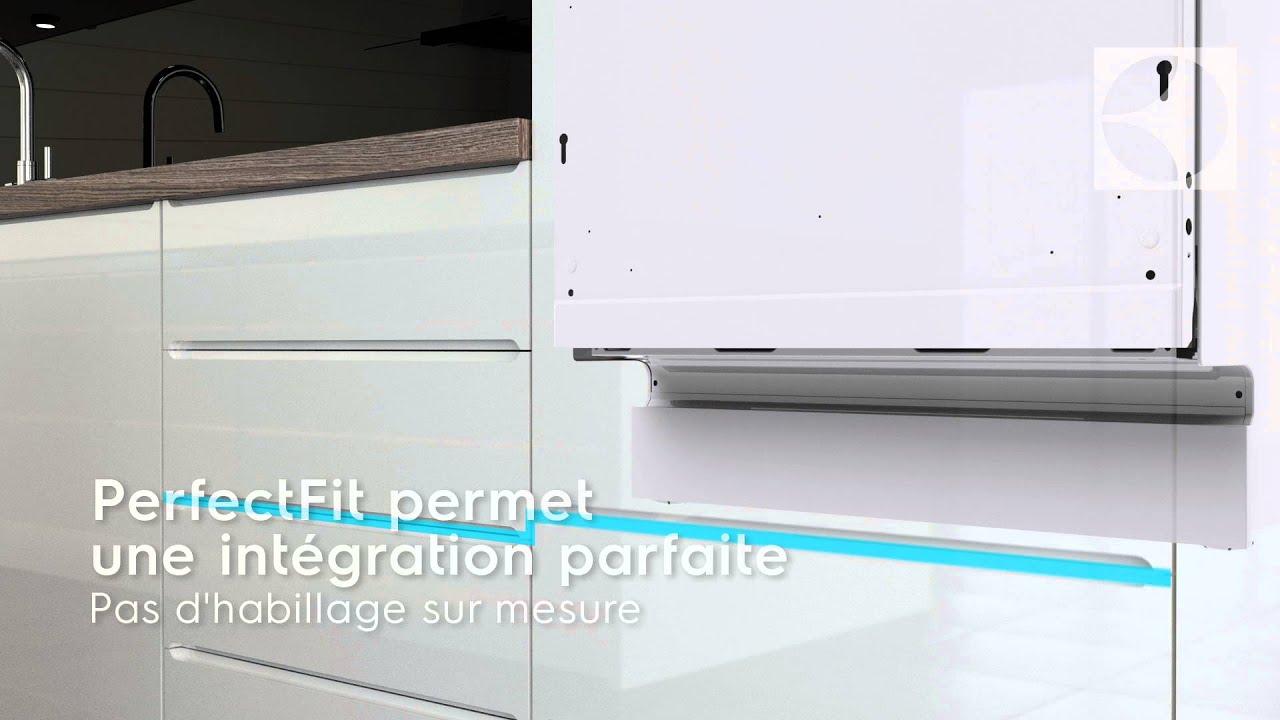 Lave vaisselle integrable electrolux good bosch - Montage porte lave vaisselle encastrable ...