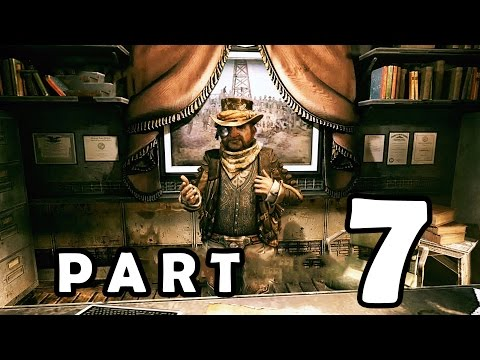 Rage Chapter 1 Wellspring Renting a Garage Part 7 Walkthrough (PC\PS3\X360) [HD]
