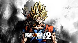 DRAGON BALL XENOVERSE 2 - Characters List Update 07/11/2017 (part 3)
