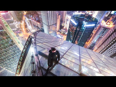 Shanghai Redemption (Urban Exploration)
