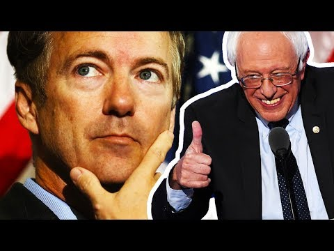 Rand Paul: I Agree With Bernie Sanders On Healthcare More Than What the GOP Is Offering