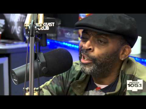 Spike Lee at The Breakfast Club   Power 105 1