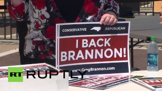 USA: Rand Paul backs Tea Party favourite Bannon for Senate