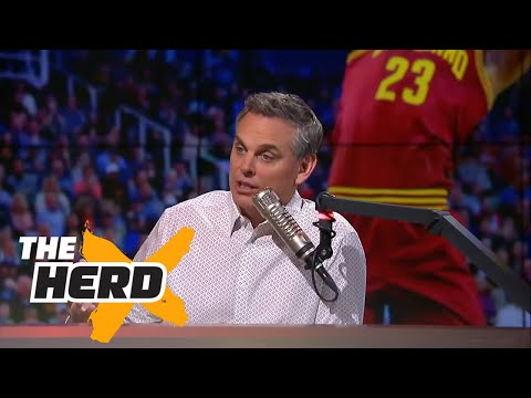 The Western Conference isn't great, the Warriors will make the 2017 Finals | THE HERD