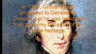 Marshals of Napoleon-Marshal Emmanuel de Grouchy