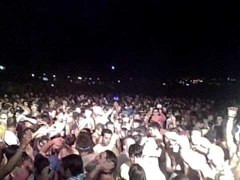 MAJATA BEACH FERRAGOSTO 201O- DJ GIAMPY- VOICE GIA...